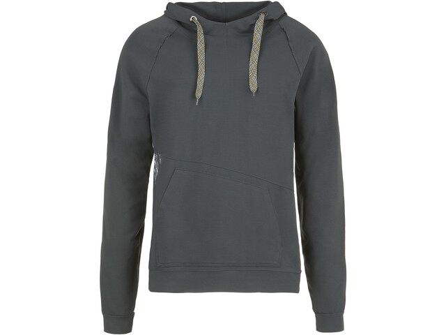 E9 Squart Fleece Hoody Men Iron